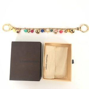 Louis Vuitton Grelots Bag Charm